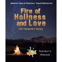 Fire of Holiness and Love