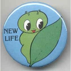 New Life Pin