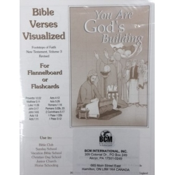 NT Volume 3 Visualized Bible Verses-KJV