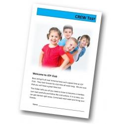 CREW Test Folder