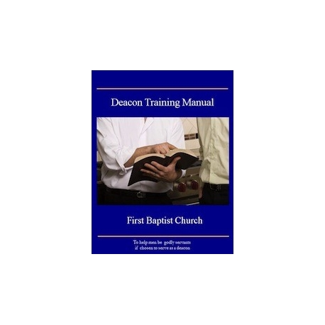 Deacon Training Manual - English Version