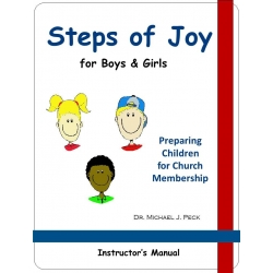 Steps of Joy - Children Instructor