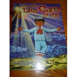 God Will Take Care of You (partial color)