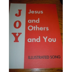 J-O-Y (Jesus, Others, You)