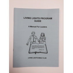 Living Lights Program Guide