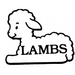 Lamb's Emblem Iron-on