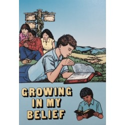 Growing in My Belief (33 pages)