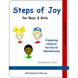 Steps of Joy - Instructor's Manual
