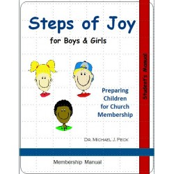 Steps of Joy - Student Manual