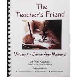 The Teacher's Friend- Volume II