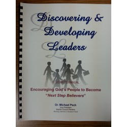 Discovering and Developing Leaders-Student Manual