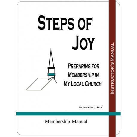 Steps of Joy - Adult Instructor - English DOWNLOAD version