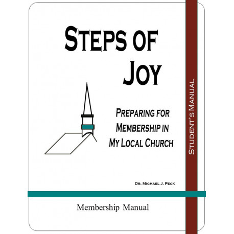 Steps of Joy - Adult Student - English DOWNLOAD version