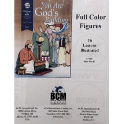 NT Volume 3 Flannel figures