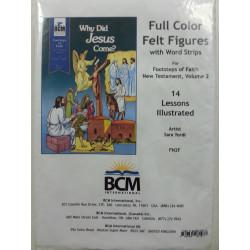 NT Volume 2 Flannel figures