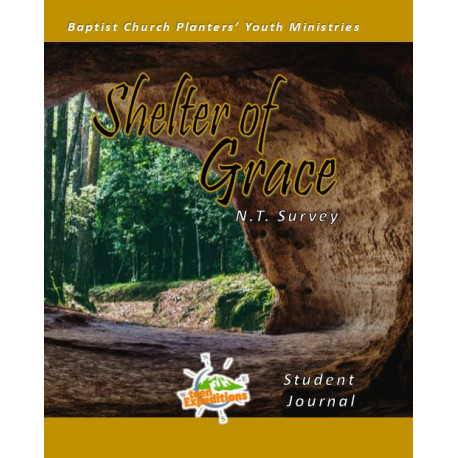 Shelter of Grace - Student Book