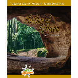 Shelter of Grace - Volume 4 - Sample Packet