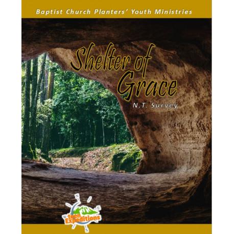 Shelter of Grace - Volume 4 - Sample Packet