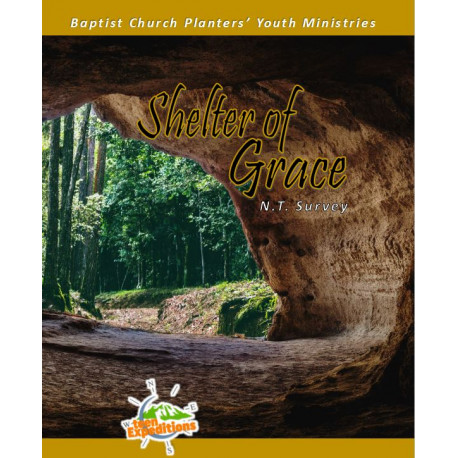Shelter of Grace - verse pack