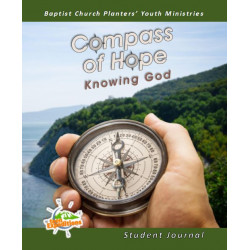 Compass of Hope - Student Book - BLACK AND WHITE