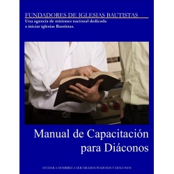 Deacon Training Manual - Spanish Version