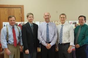 11.3.13 Wmsbg Graduation Deacons