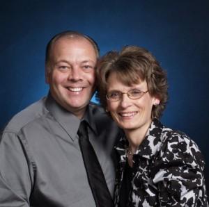 Chip and Karen Wood
