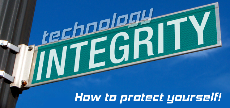 Technology and Integrity ~ Chris Brown