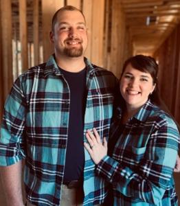 Jimmy and Abby Stevenson