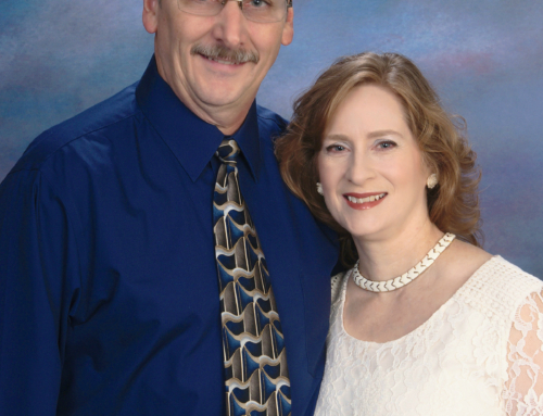 "Rob and Beth Worthington – ""a place of new beginnings"""